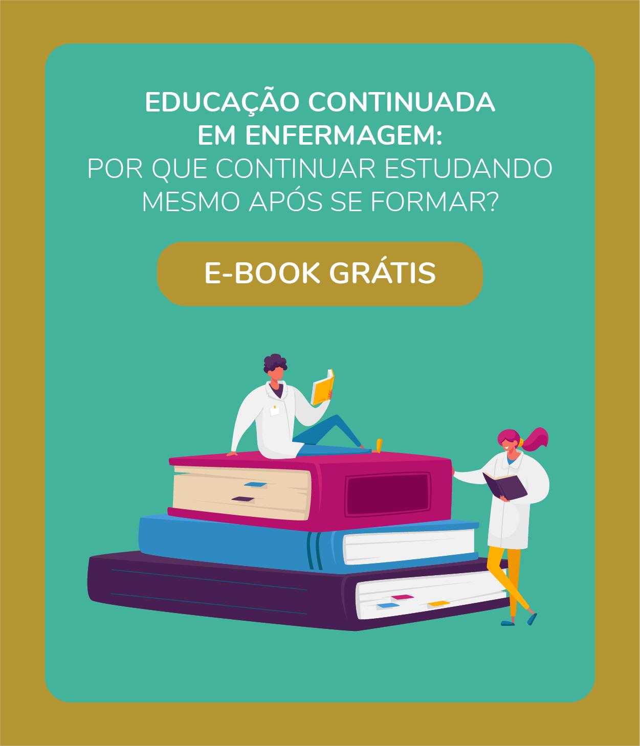 [eBook] Educação Continuada em Enfermagem