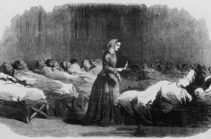 Conheça a mãe da enfermagem moderna Florence Nightingale