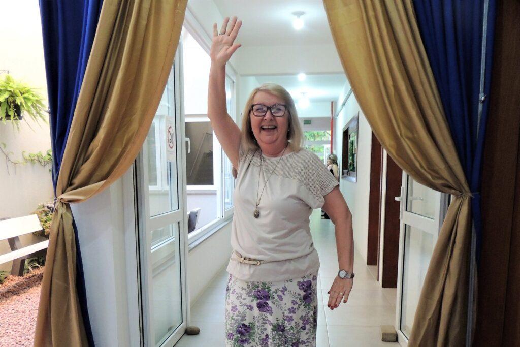 Coordenadora Enfª Inês Klaser se aposenta: conheça a sua história INESquecíve
